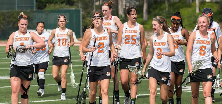 Oxy Lax Named IWLCA Academic Honor Squad
