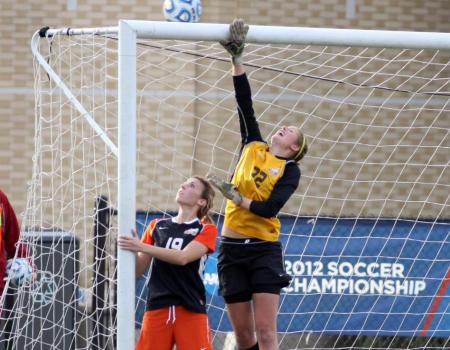 Women's Soccer falls in Second Round of NCAA III Tournament