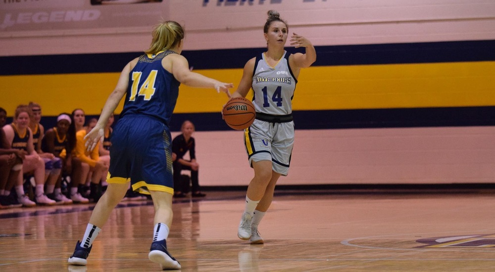 WBB | Voyageurs Overpowered By Warriors