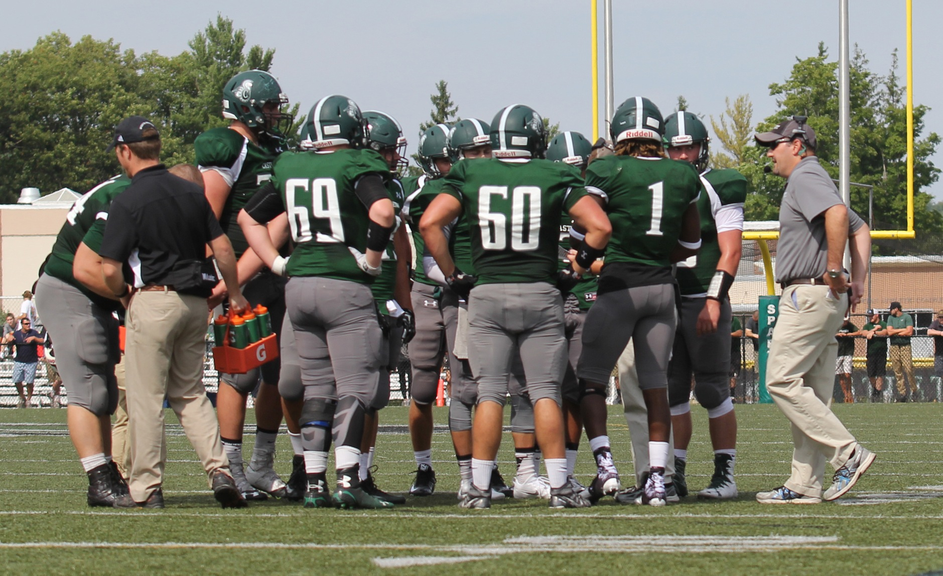 Spartans Look to Newcomers for Immediate Impact