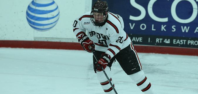 Bears Skate to Draw with St. Lawrence - ECAC Hockey