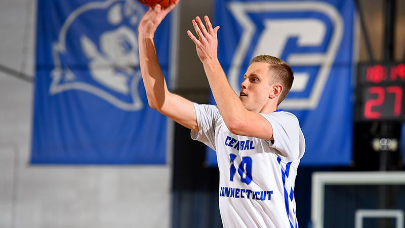 Men's Basketball Holds Off Cleveland State for Third Straight Win