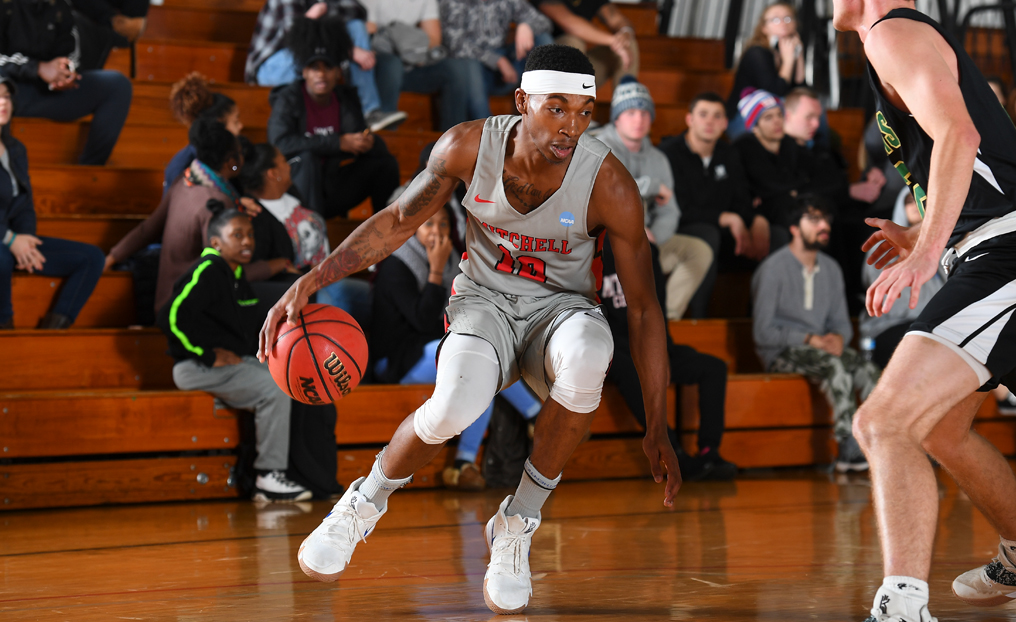 MBB Tops Newbury for Fifth Straight Win