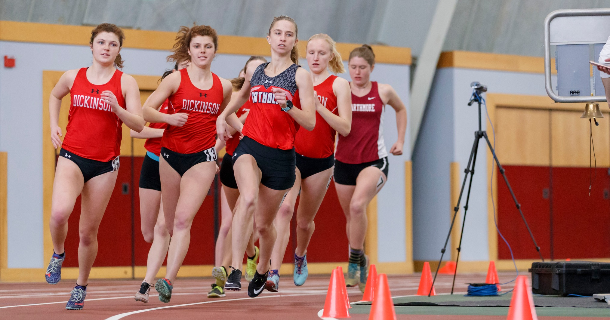 Lyons Wins Mile to Lead Cardinals at Collegeville Classic