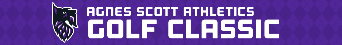 Agnes Scott Golf Classic Header