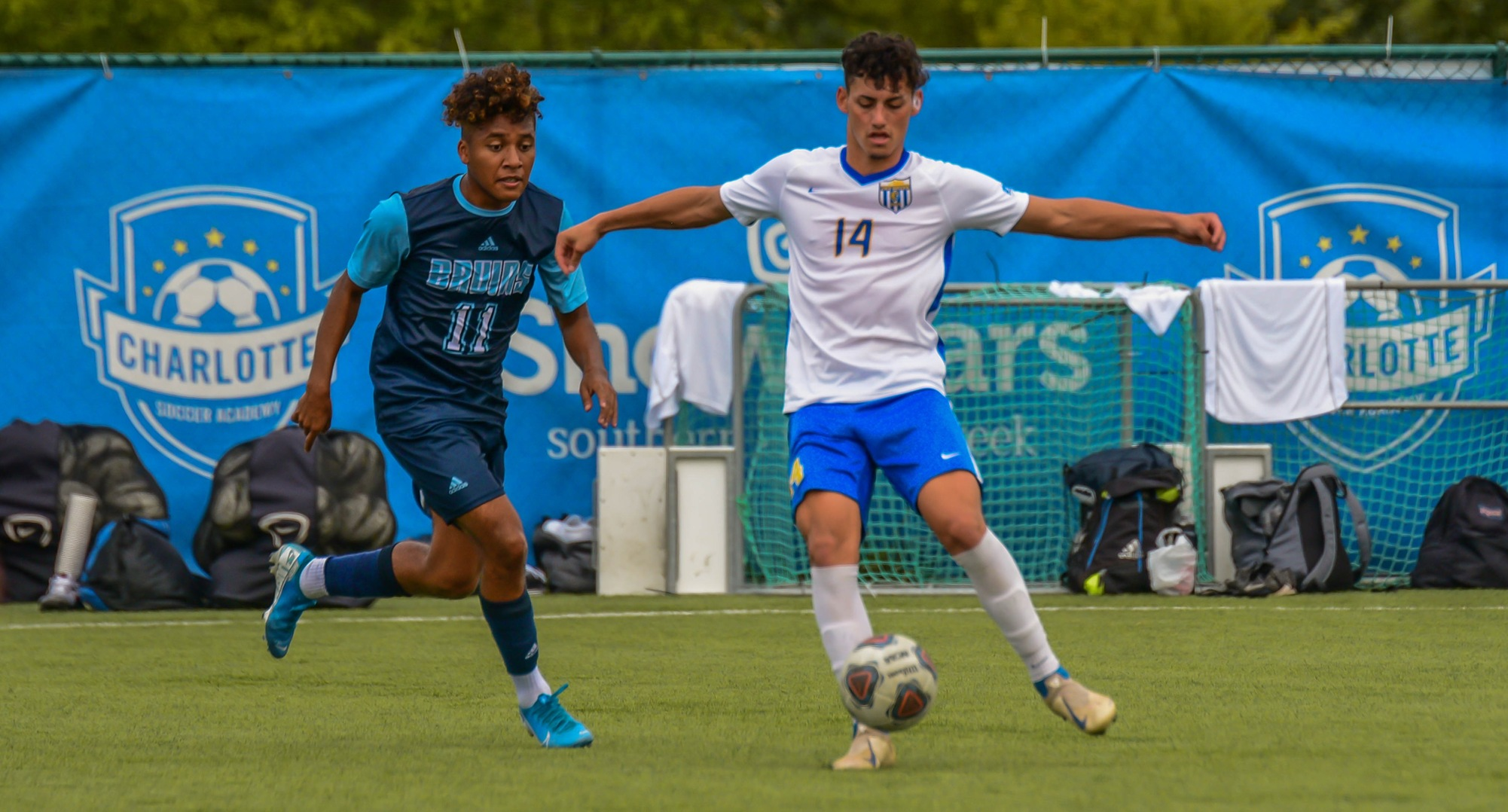 Men's Soccer Falls To Bruins 1-0