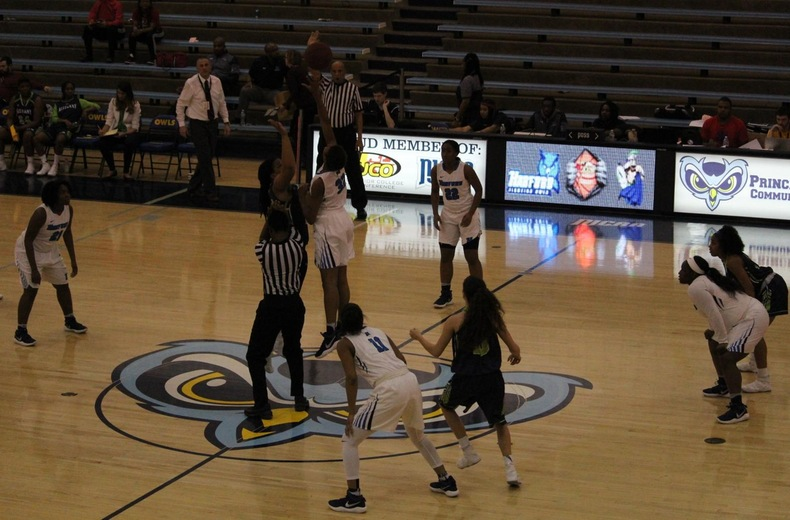 Women's Basketball: Top Seeded Harford Downs Allegany 130-40