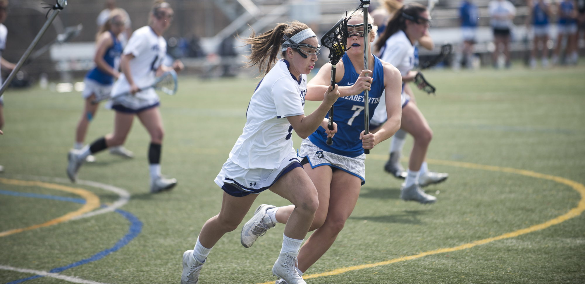 Women's Lacrosse Heads to Catholic on Saturday for Landmark Championship Game