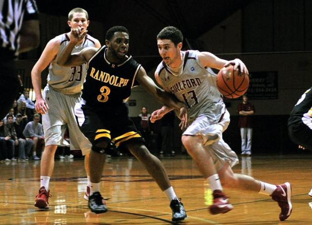 Quakers Rally for Key ODAC Win Over Randolph, 69-65