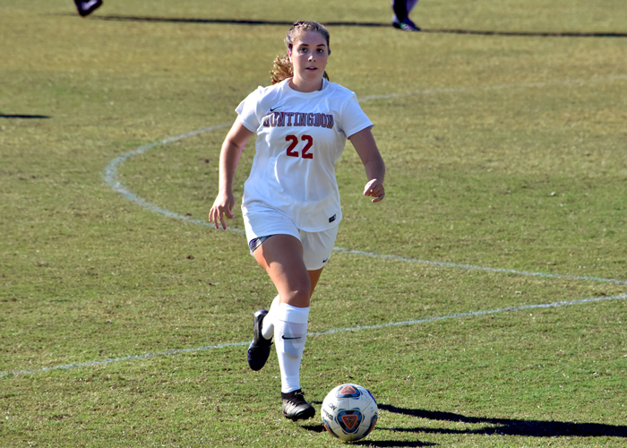 Lady Hawks fall to Belhaven in double overtime