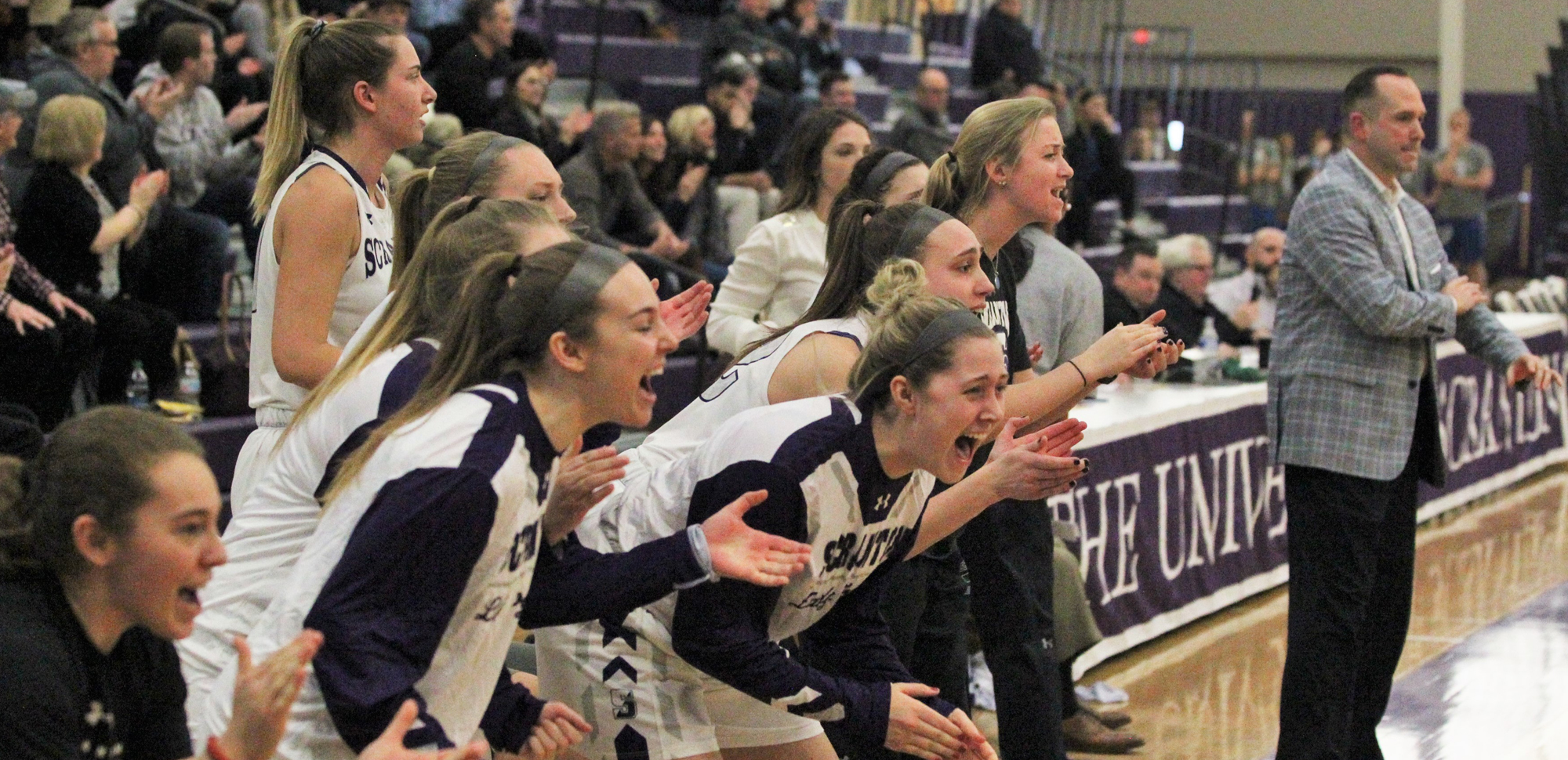 Scranton, 23-2 overall, opens the Landmark Conference playoffs as the number-one seed on Thursday night, as they take on fourth-seeded Moravian inside the John Long Center at 7 p.m.
