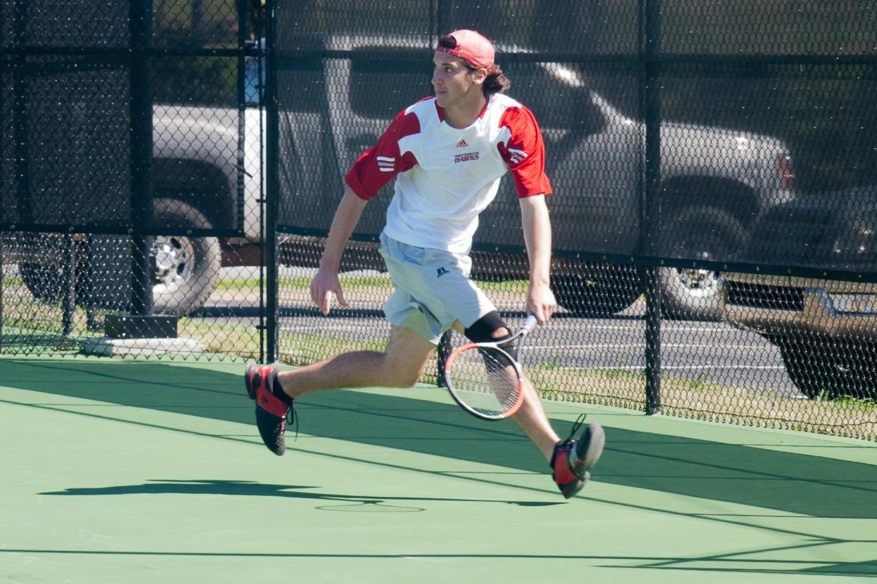 Huntingdon men's tennis shuts out LaGrange for fifth GSAC win