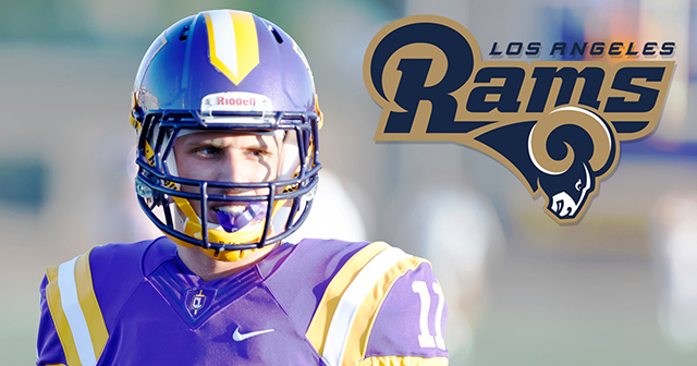 Cal Lutheran's Lacombe Receives Los Angeles Rams Rookie Minicamp Invite