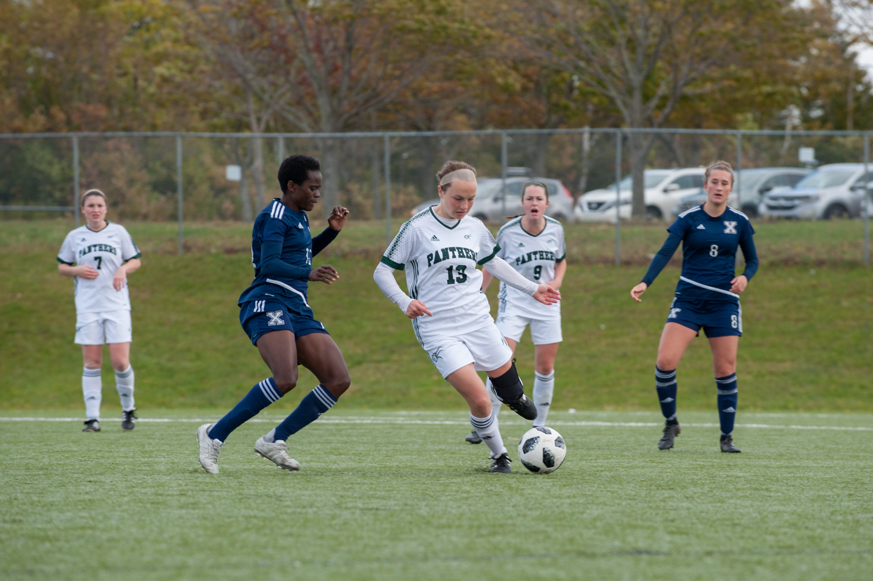 Panthers grab point in 2-2 draw with St. FX