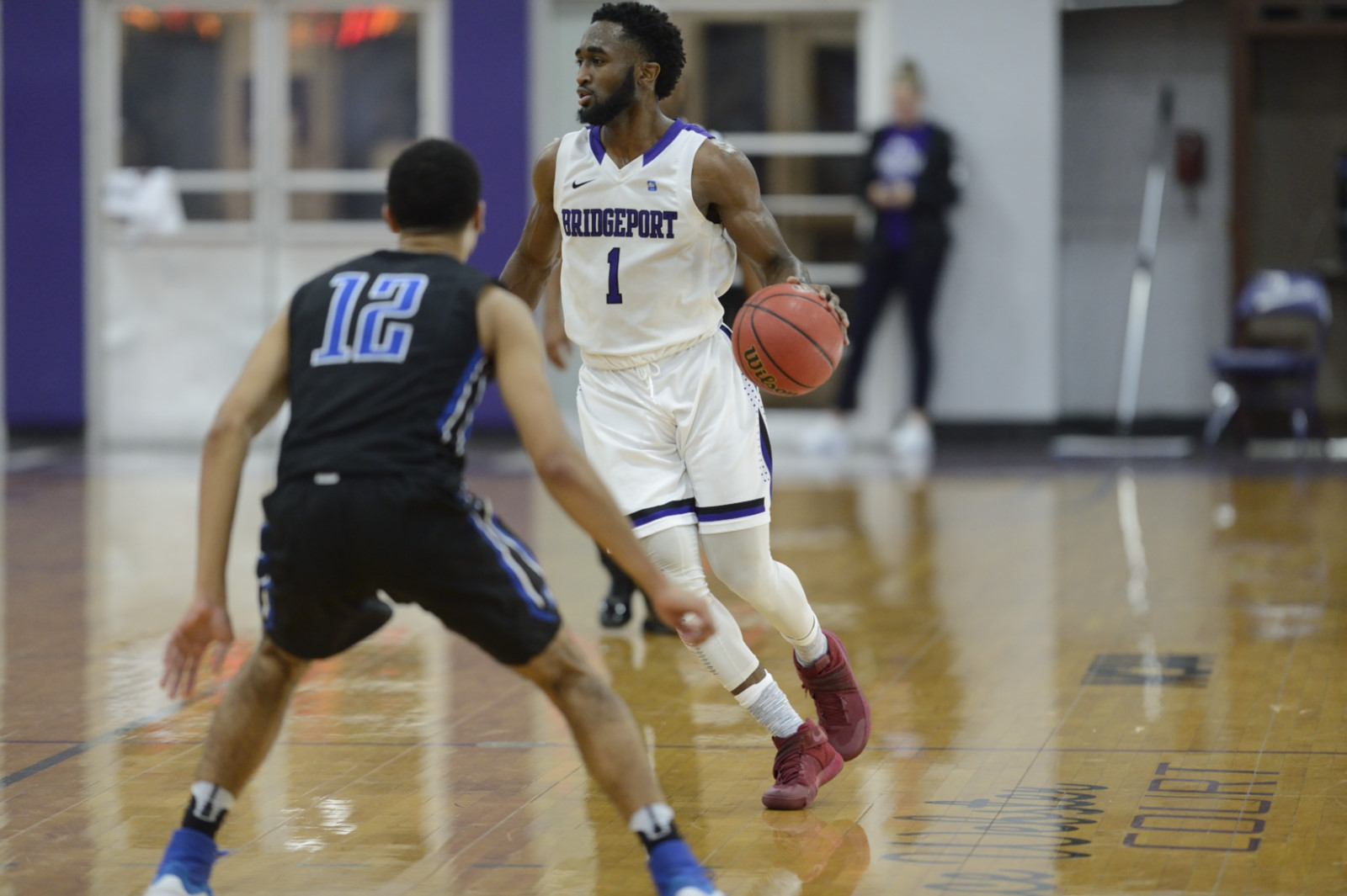 Men's Basketball Explodes In Second Half To Defeat NYIT At Home, 98-77
