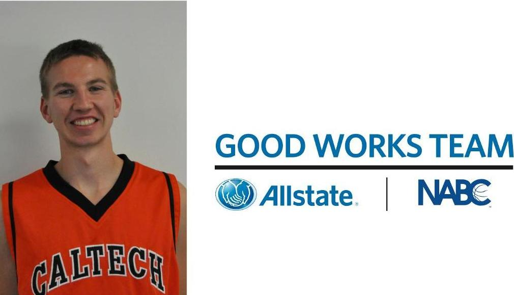 Rob Anderson Named to Prestigious Allstate NABC Good Works Team