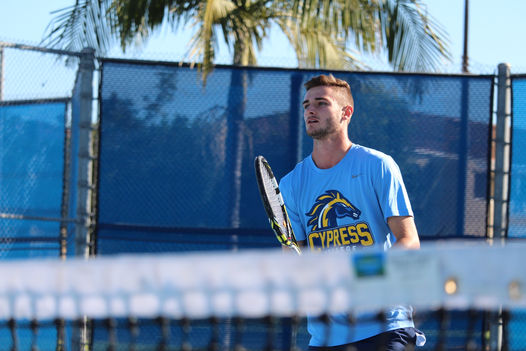 Men's Tennis Opens Season With First Victory in 5 Years