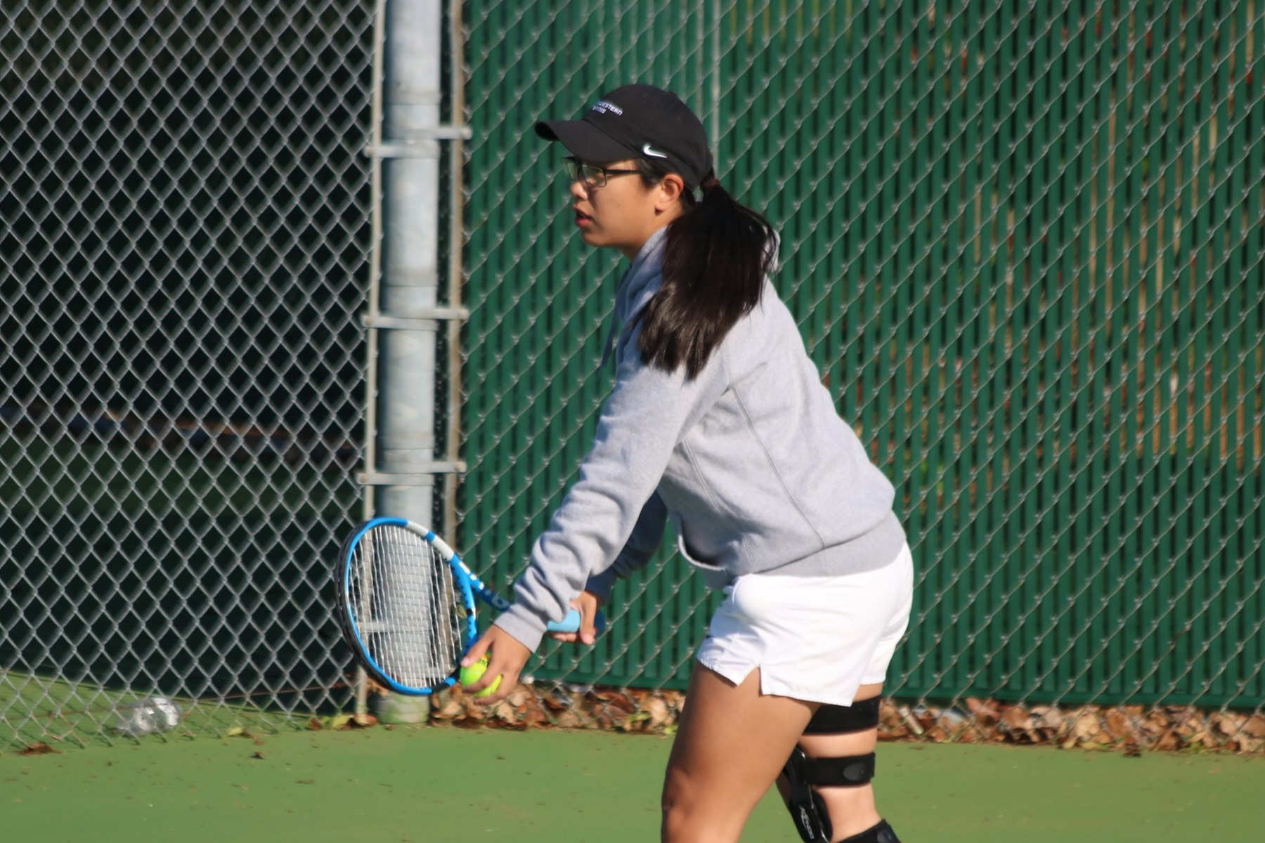 Women's Tennis Advances to SCAC Championship Match