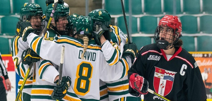 Clarkson Shuts Out RPI for Fifth Straight Win