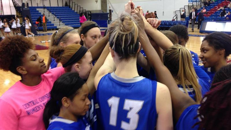 Blue Devils Earn Top Seed in NEC Tournament