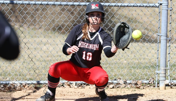 Softball drops doubleheader against Wooster
