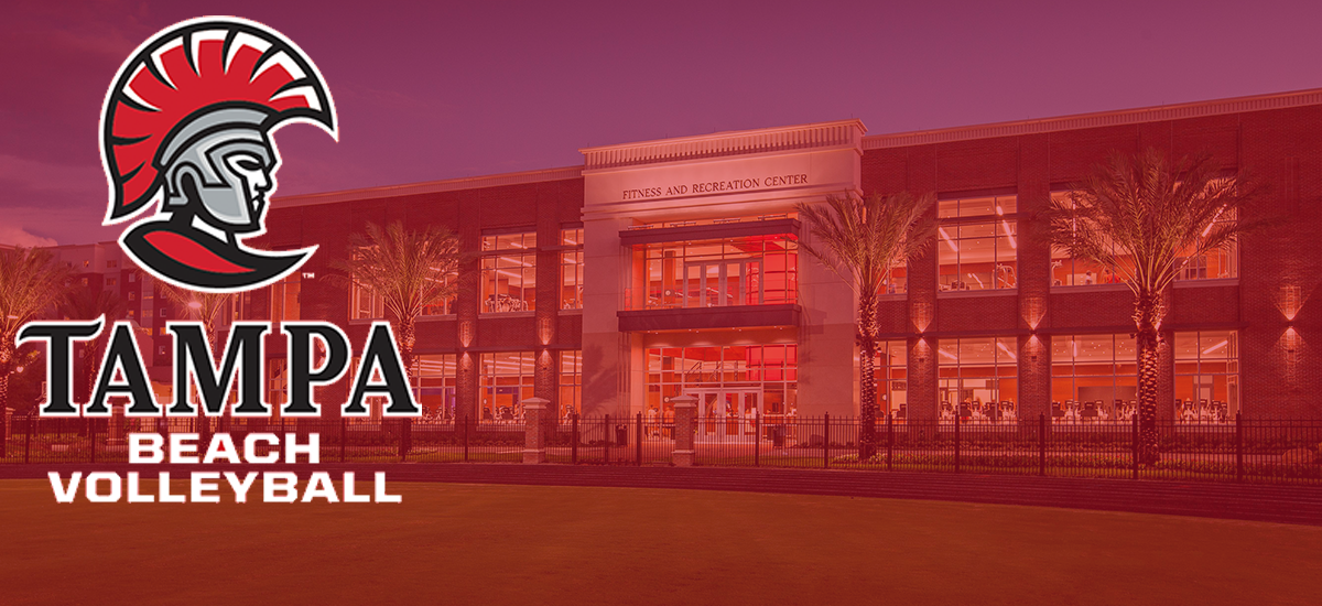 University of Tampa Announces Addition of Beach Volleyball