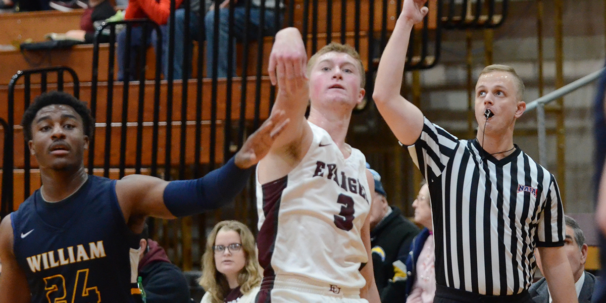 Evangel Men Scare No. 2 William Penn in 89-87 Loss