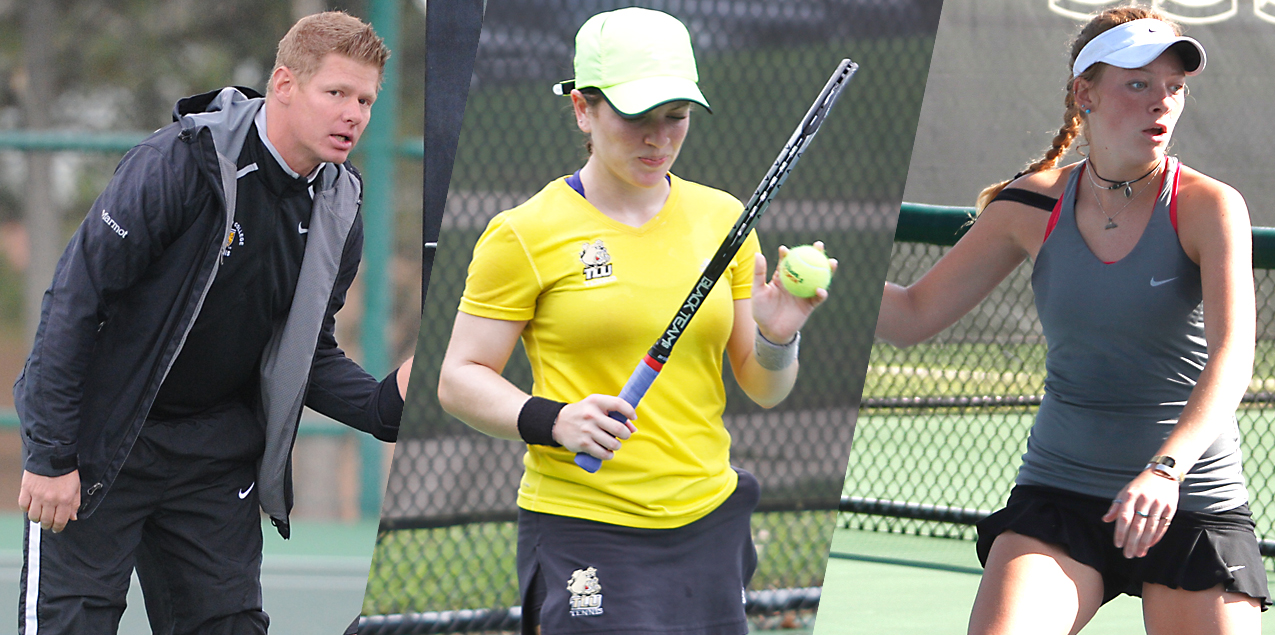 Texas Lutheran's Vega; Colorado College's Weber Named SCAC Women's Tennis Player and Coach of the Year