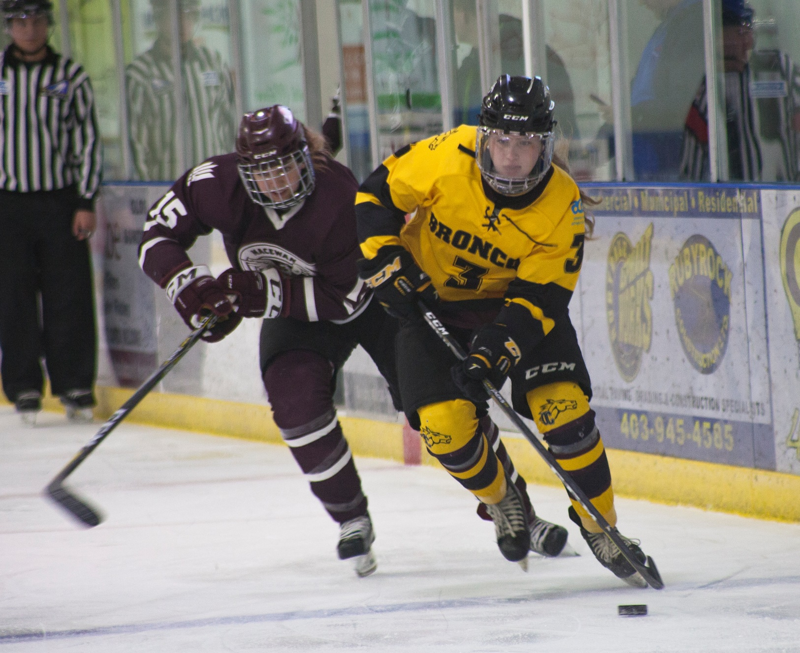 Broncos run into hot Ooks team on Thursday night