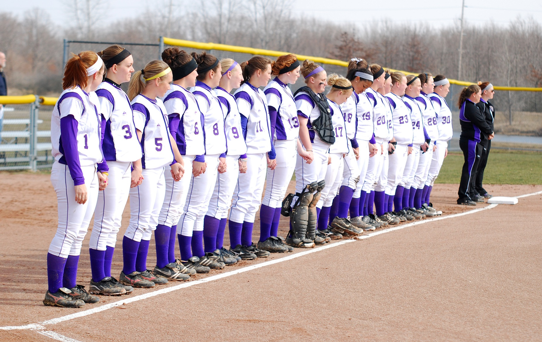 Stagnant Offense Hurts DC in Doubleheader with ONU