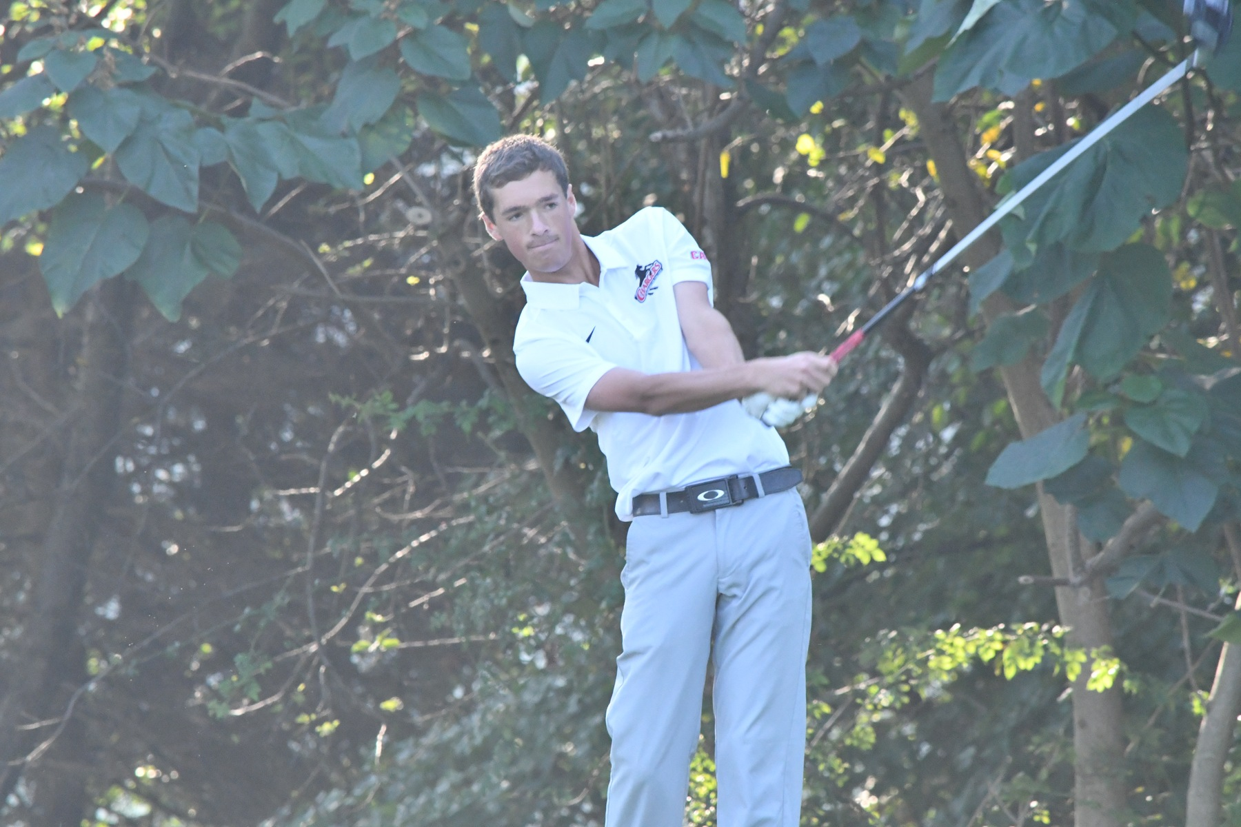 DANIEL PARKER'S FIRST-ROUND 70 PACES DOMINICAN TO RD 1 LEAD AT 2018 CACC MEN'S GOLF CHAMPIONSHIP