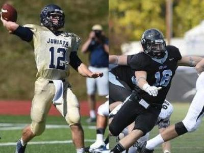 All-CC Football Team; Udinski, Longo Named Players of Year