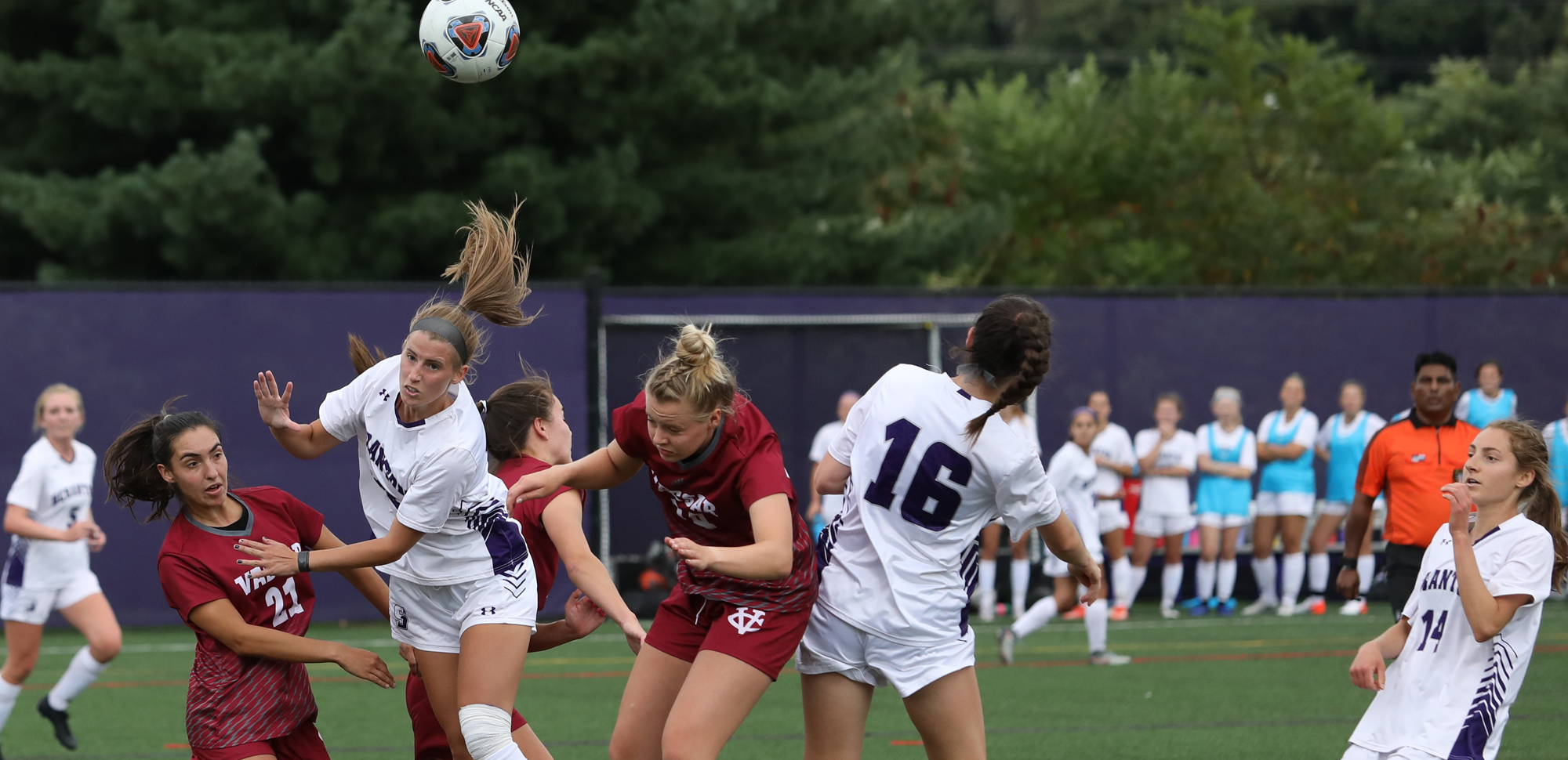 Severe Weather Washes Away Women's Soccer Match vs. Marywood