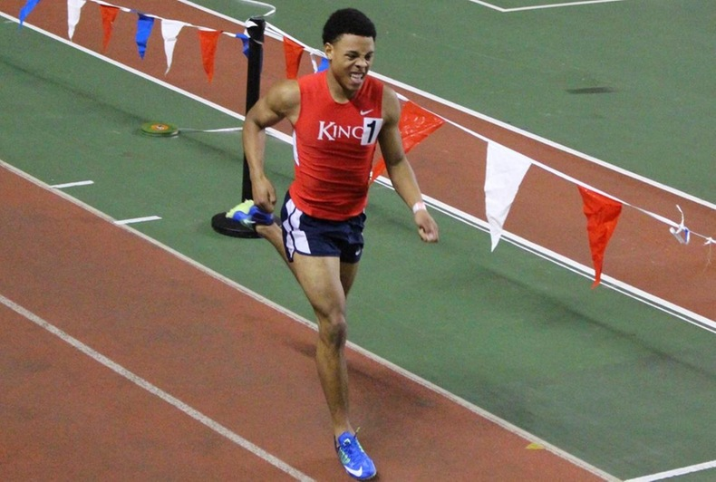 Tornado set multiple personal records at 49er Classic