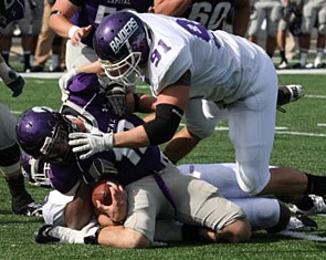 Mount Union defense