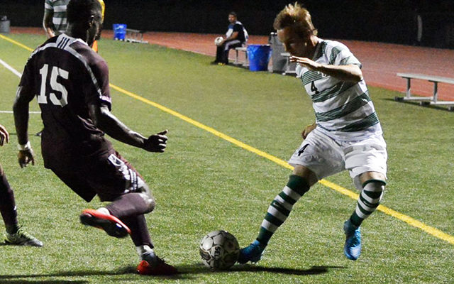 Wilmington Men's Soccer Scores Three Goals in Second Half, Escape Bloomfield, 4-3, in CACC Opener