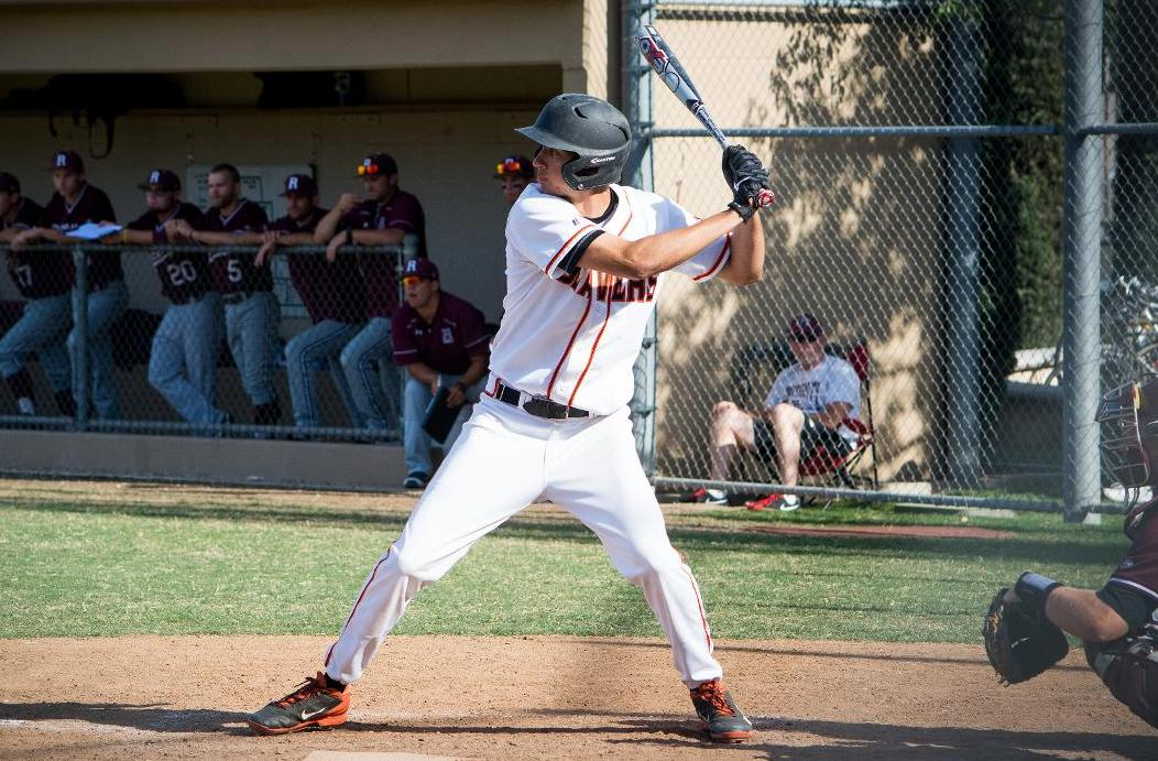 Levine, Reed Team up at Plate and on Mound Against Redlands