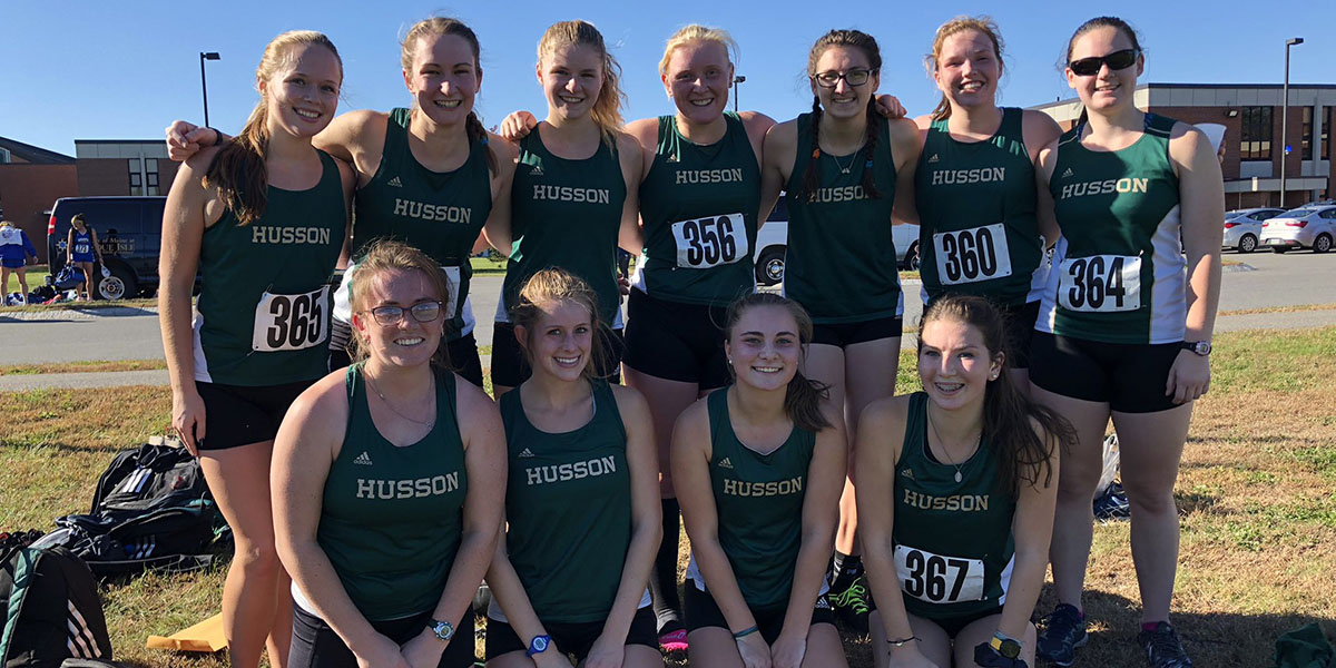 Women's Cross Country Take Home First at Thomas Invitational