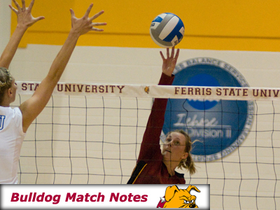 Women's Volleyball Weekly Notes (Matches 7-9)
