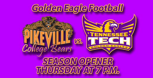 Golden Eagles open 2009 season hosting Pikeville Bears
