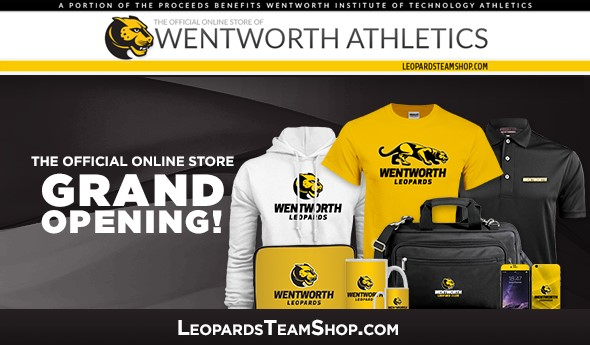Wentworth Athletics Launches New Online Store