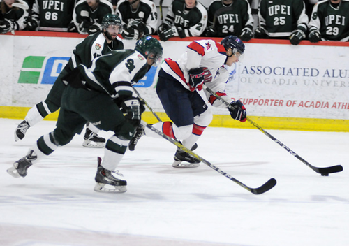 Hockey Axemen top Panthers in 5-2 win
