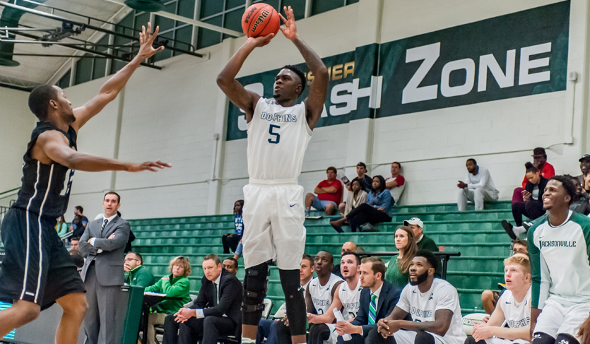 JU's Darius Dawkins Sets @ASUNMBB Record With 13 Triples in Tuesday Rout