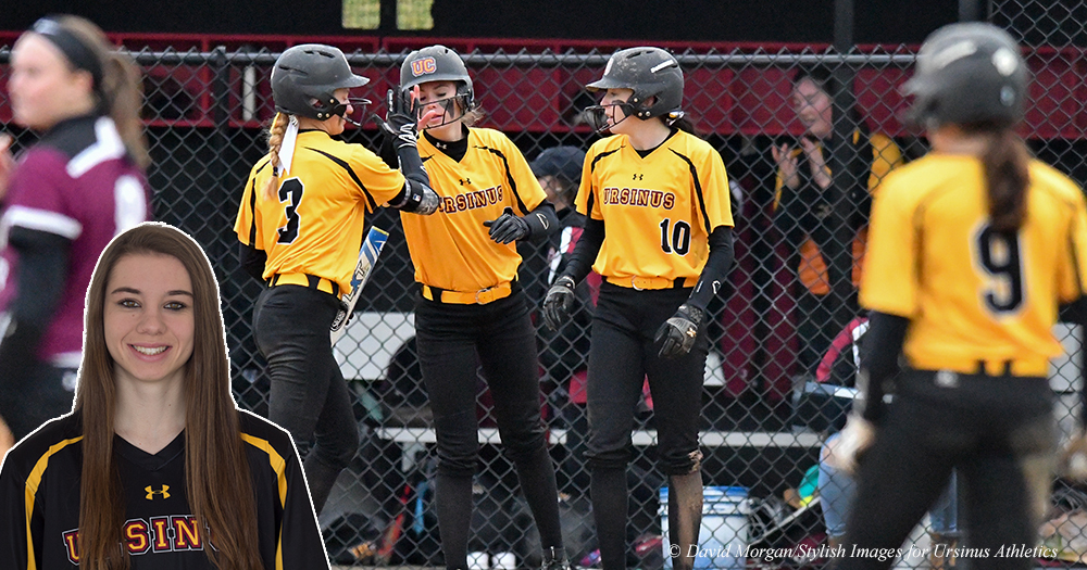 Comfort Leads Softball to First Win