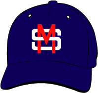 College of San Mateo Bulldogs Hat with Logo