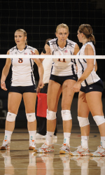 Volleyball Opens League Action with No. 25 Long Beach