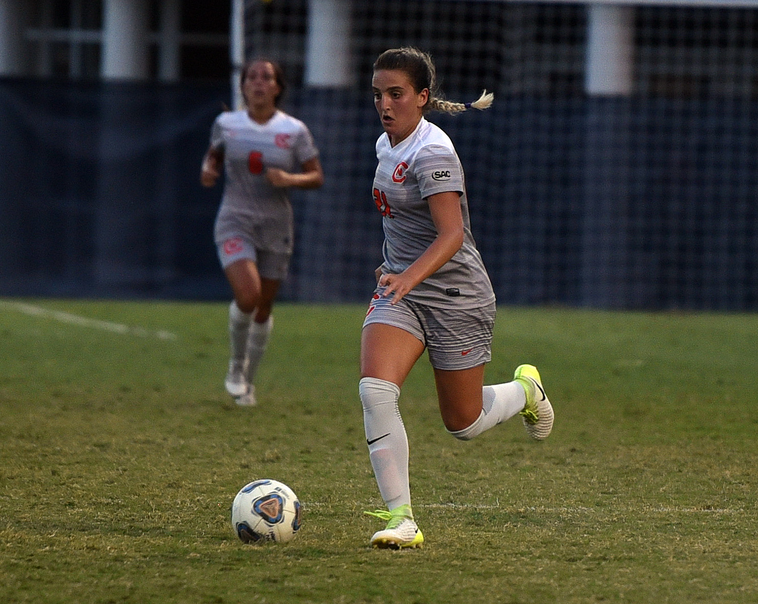 No. 9 Eagles push past Railsplitters behind two goals from Futrell after eventful second half