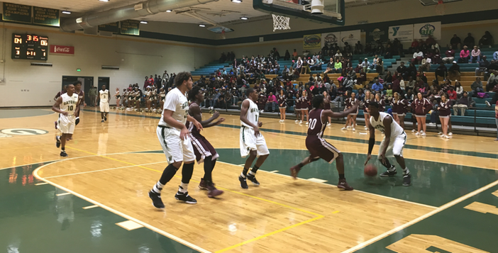 Ware Pounds Charlton on the Road 84-22