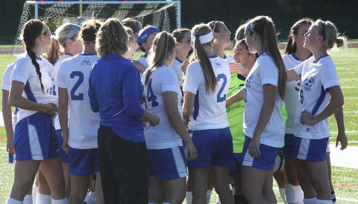 Lady Pioneers Shutout by Clarion