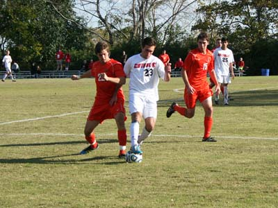 CUA advances to championship after downing Susquehanna 3-1